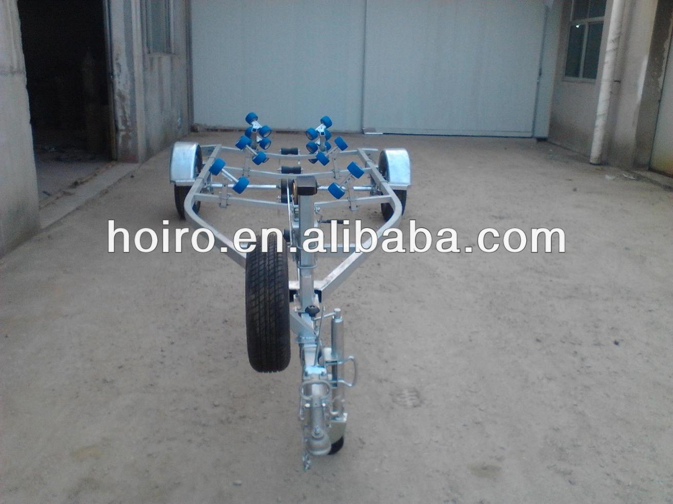 5.5m easy load boat trailer for sale