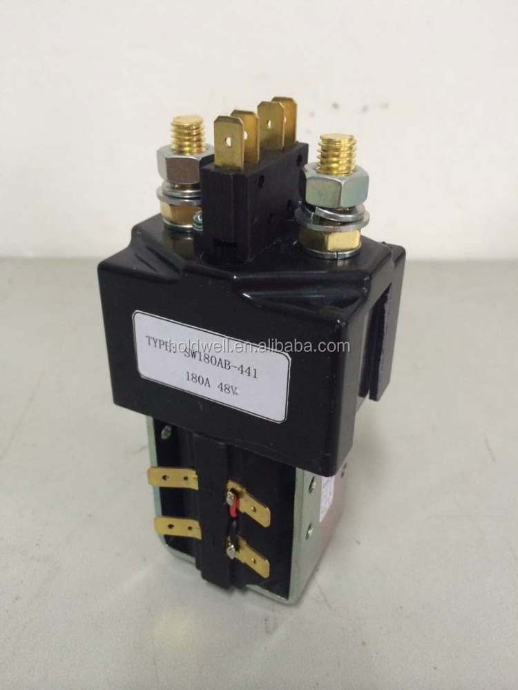 Dc Contactor Sw180ab-441 With Relay