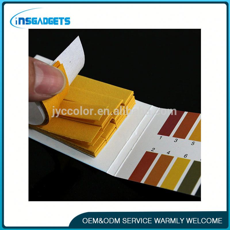 Testing ph paper hnat ph saliva test strip