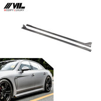 Carbon Car Tuning Side Skirt for Porsche Panamera 09-11