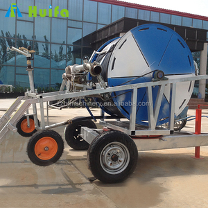 Hose Reel Sprinkler Irrigation System Small Agriculture machinery