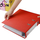 Office & School A4 Cardboard Metal 2 Ring Binder Embossing Folder