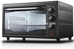Electrical toaster Oven with Thermostat,Timer and Rotisserie