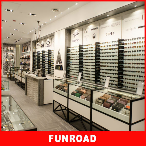 Interior Design! Modern Optical Shop Interior Design Decoration ...