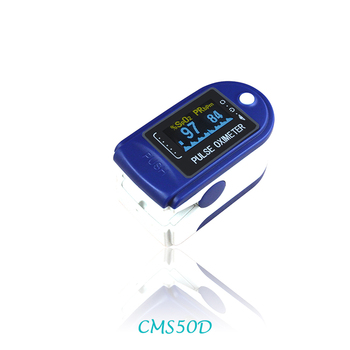 Real manufacturer CONTEC CMS50D CE FDA finger pulse oximeter package of oximeter