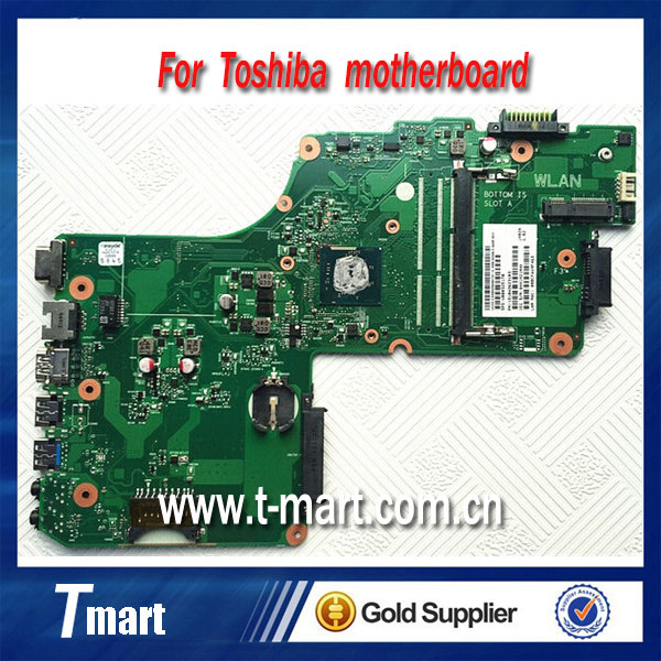 Original laptop motherboard V000325170 DB10BM-6050A2623101-MB-A02 for Toshiba Satellite C55 with CPU SR1SG fully tested