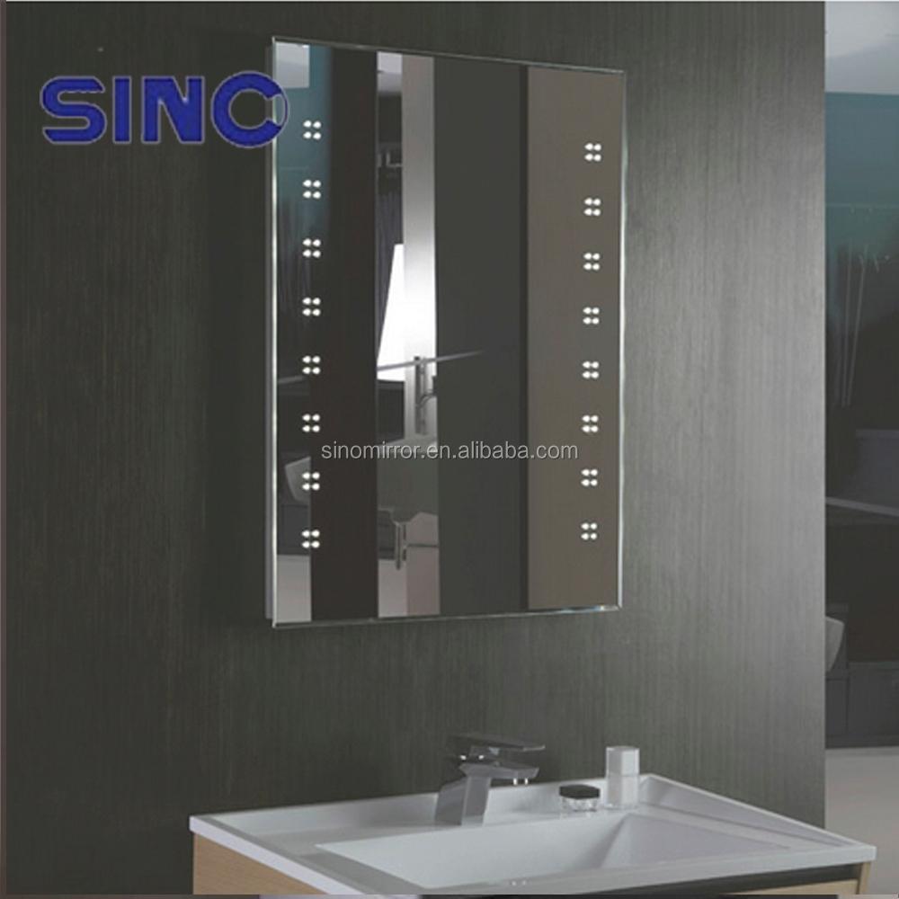 5 sterne moderne hotel eitelkeit beleuchtet fÜhrte badezimmer, Badezimmer ideen