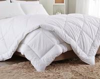 Natural Comfort Classic Heavy Fill White Goose Down Alternative Duvet Insert Comforter