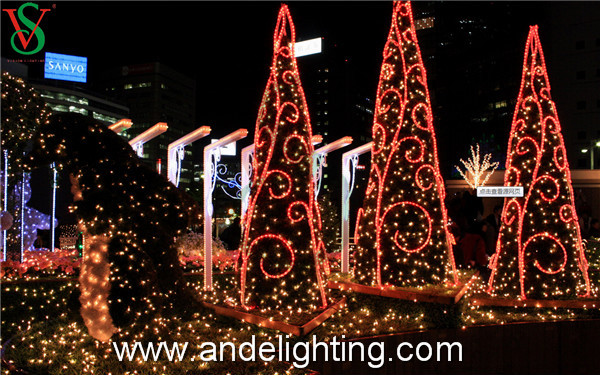 Led Running Belt Light Led Clip Light For Christmas Tree ...
