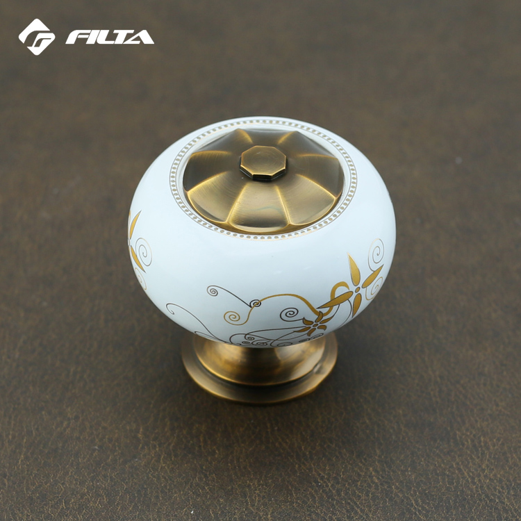 modern bedroom furniture hardware white ceramic door knob