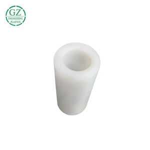 Engineering plastic wear resistance custom made Acetal tube perforated plastics Delrin POM pipe