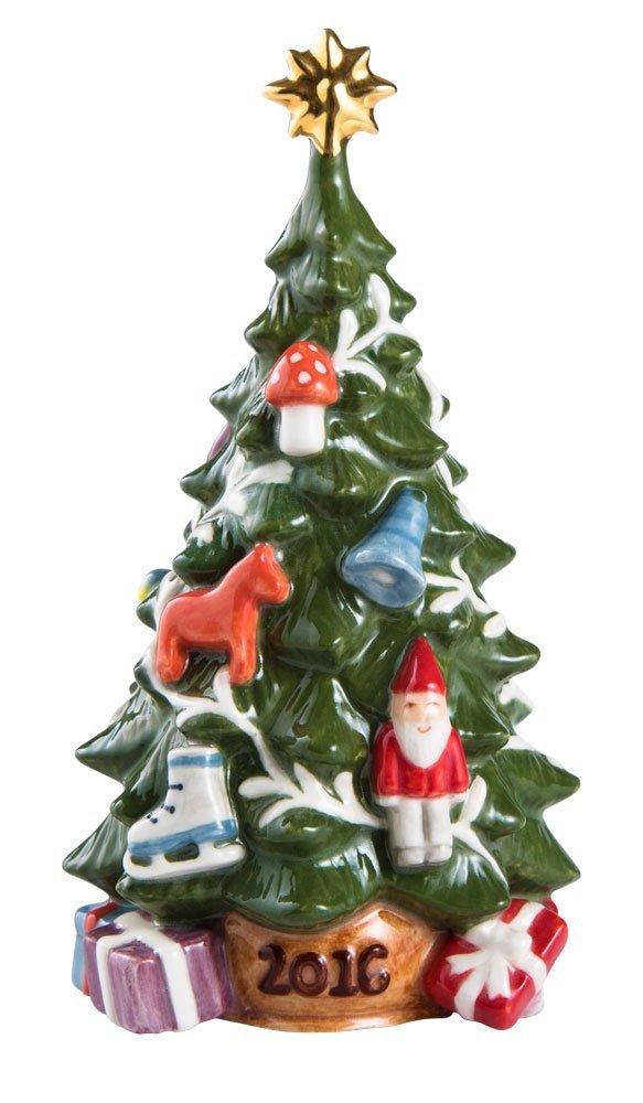 Royal Copenhagen 1016804 Annual Christmas Tree 2016