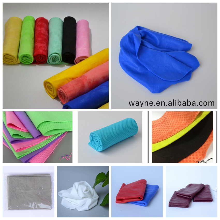 Quality Chinese Supplier chamois leather pva wiping cloth for silicone products furniture glass wood