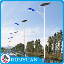 quality assurance solar street light with pole for sale