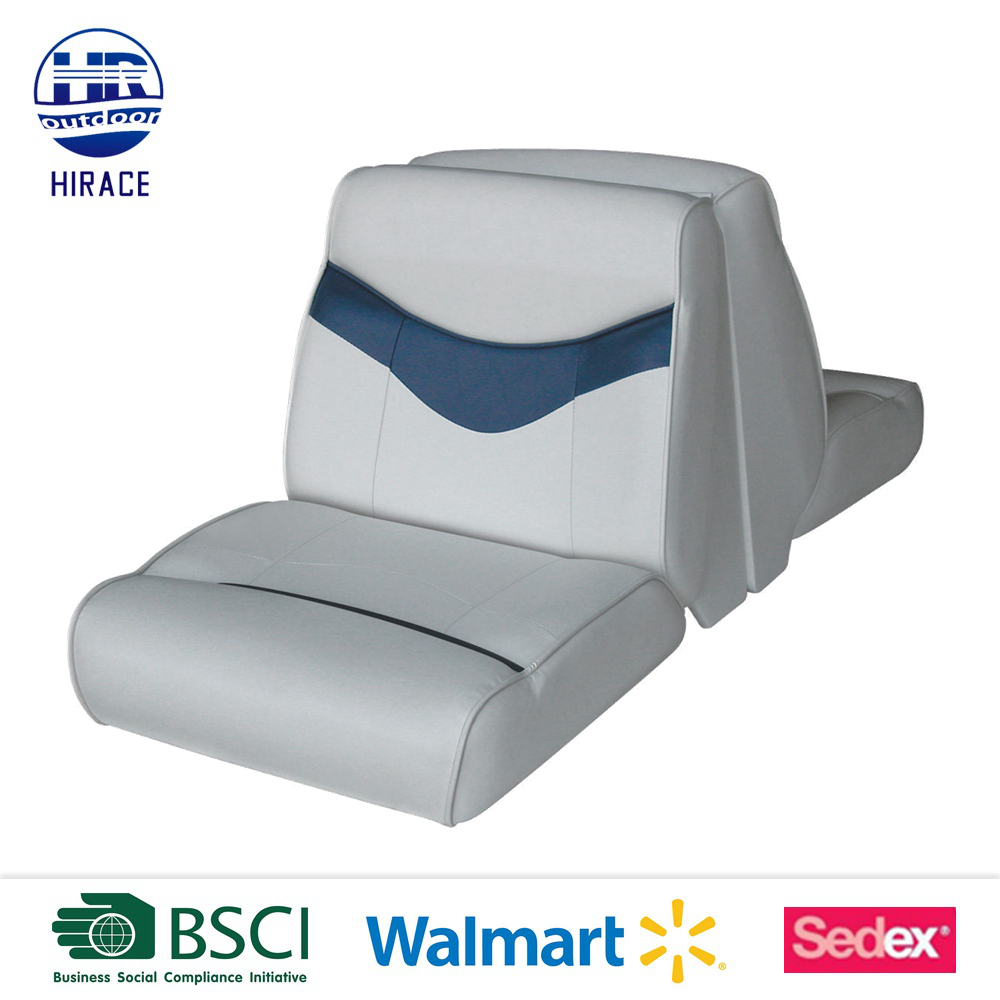 High-impact Plastic Frame Back To Back Boat Seats - Buy Back To
