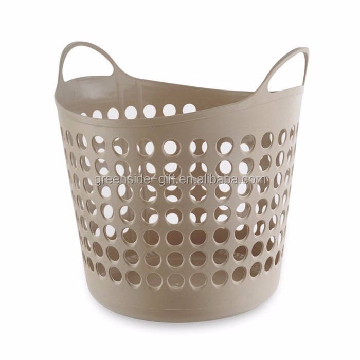 Greenside High quality new style hot sell extra large plastic baskets