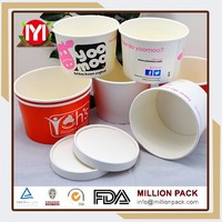 128gsm Paper Ice Cream Cone,Cup Blank For Ice Cream Cup