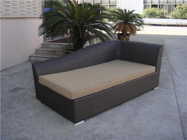 simple con u wicker m ridienne de jardin pas cher ext rieur en osier canap buy simple osier. Black Bedroom Furniture Sets. Home Design Ideas