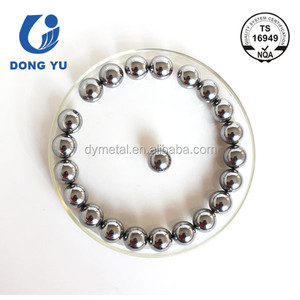 Customized big stainless steel ball 2inch/3inch/4inch with TS16949 Certificate