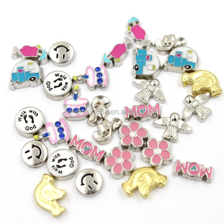 HOT SALE Pretty Jewelry Charm Pendant slider charms Jewellries