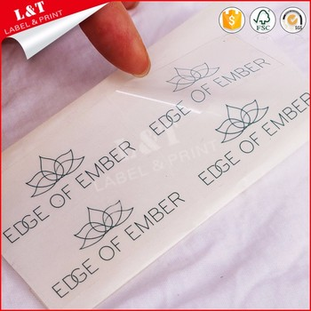 China Bulk Custom Printing Lables Paper Stickers For Packaging