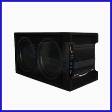 12V car subwoofer with bass Amplifier