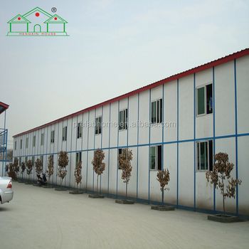 Cheap price steel structure prefabricated house building