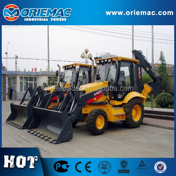 China XC870HK 2.5 Ton Wheel Tractor Backhoe Loader