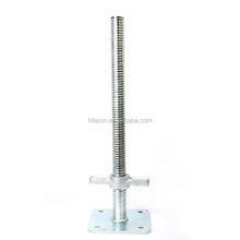 Zinc Plated Hollow Screw Jack Base