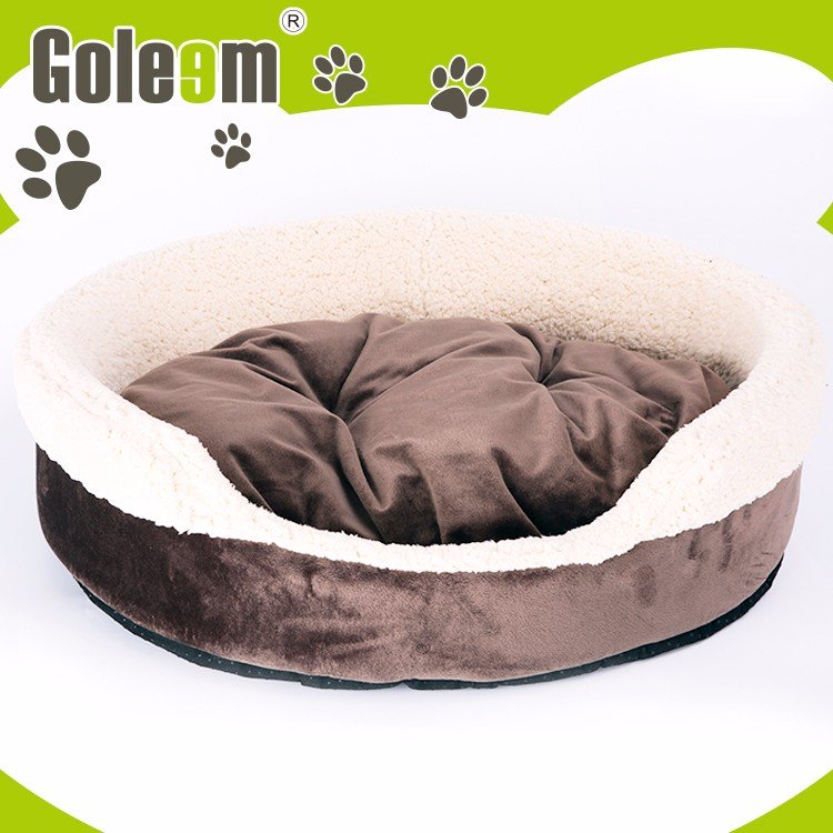 High Quality China Factory comfy Outdoor Rattan Dog Bed