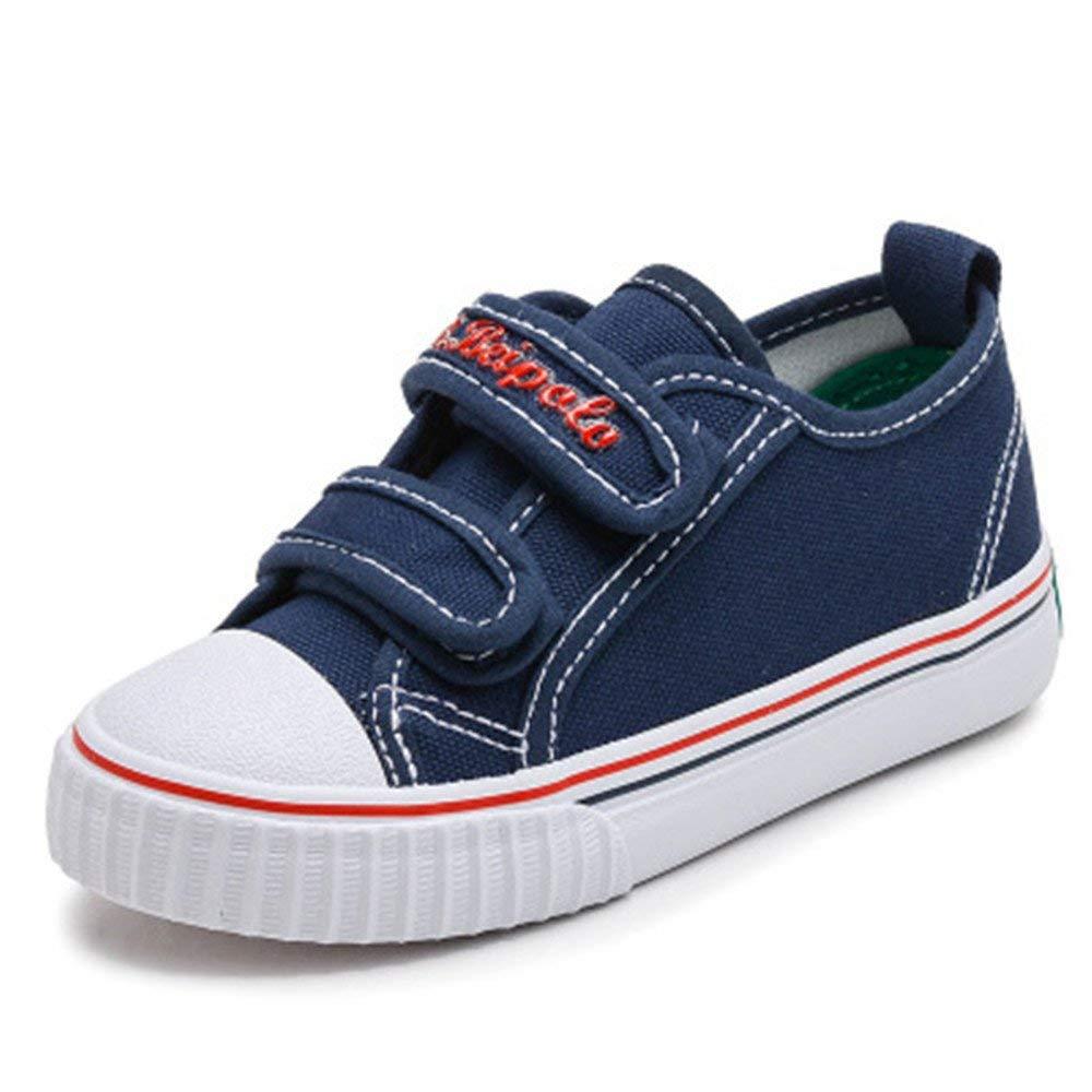 1509d8c485d5e8 A Kids Canvas Shoes Boys Girls Tennis Kids Shoes Children Sneakers(0