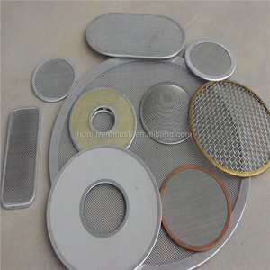 Best price customized stainless steel 304 round filter disc
