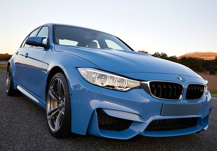Body Kit For 2014 Bmw 3 Series F30 F35 M3 Style For Bmw F30 M3 Body