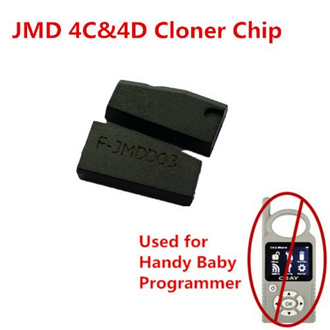 4C chip and 4D chip used for JMD handy baby MADE IN CHINA Transponder JMD 4D/4C CHIP Ceramic JMDD06 for Handybaby