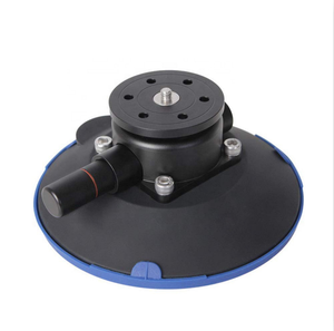 Powr Grip 15 cm Camera Mount Pump Rubber Vacuum Suction Cup for DSLR Camera Smart Phone Gopro
