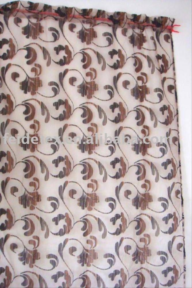 beautiful 100% polyester Fancy Curtain Valances