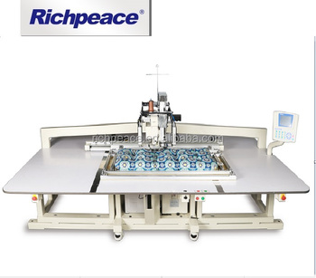 Richpeace Automatic Tufting(Bar Tacking) Machine