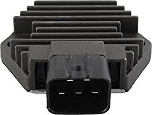 DB Electrical AHA6015 New Regulator Rectifier For Honda Rancher 2000-2006, Fourtrax 1995-2003, Sportrax 2004-2009, Shadow 2004-2009, Transalp 2001-2006 31600-HM7-003 31600-HM7-830 31600-HN0-671 10-142