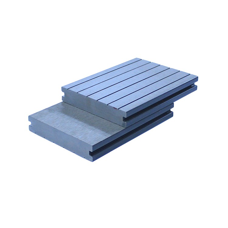 co-extrusion Solid Composite Decking Great