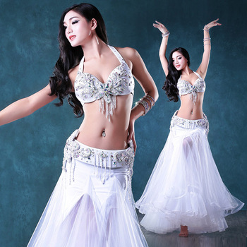Customized Glamour Hot Arab Sexy Belly Dance Costume Women For Female Outfit Dancing Clothes Dns1030