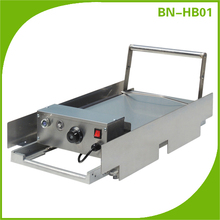 stainless steel high efficiency bun /hamburger toaster BN-HB01(CE Approval)