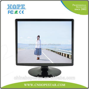 17 19 20 inch square lcd monitor 4.3 hd input 17 inch lcd monitor