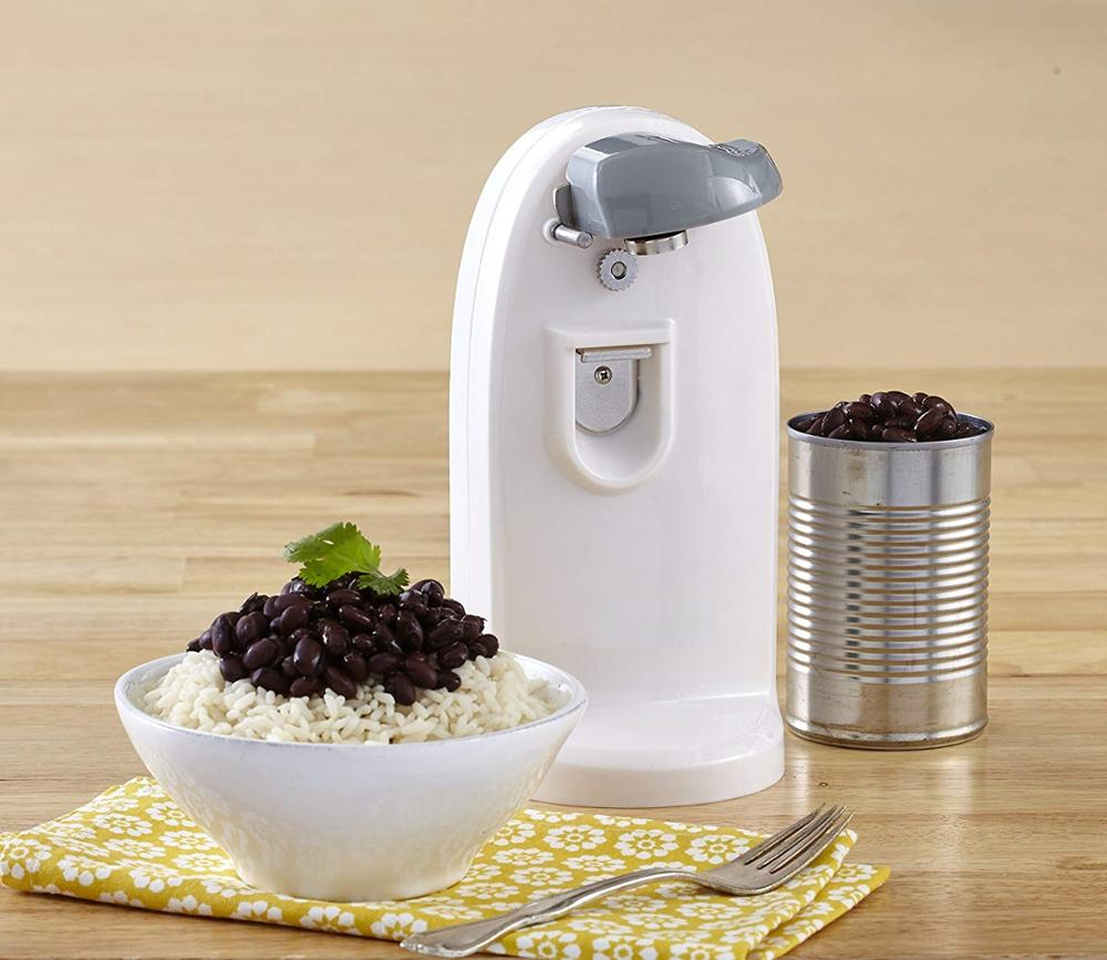 New Arrival Big Size Stainless Steel Electric Can Opener Buy Electric