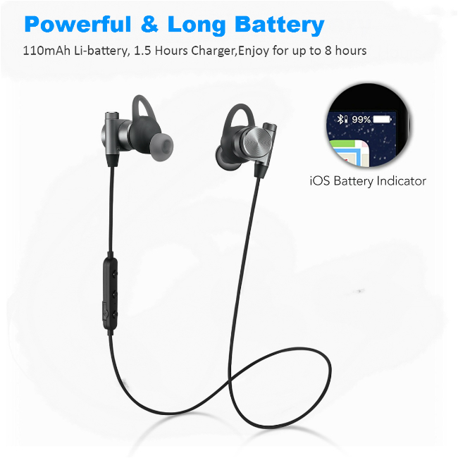 9cd6157e133 Stylish In Ear Sport Best Bluetooth Earphone For Iphone 8 - Buy Best ...