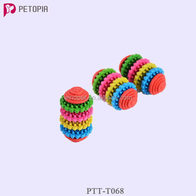 Pet Puppy TPR Gear Tite Toy