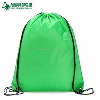 Custom Printed Promotional Custom Non-Woven Cloth Drawstring Shoe Bag