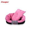 Factory new pet dog products Cute Cheap Fashion Design , cotton pet bed &house
