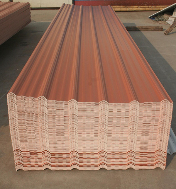 Upvc Composite Roofing Tile For Industrial Building