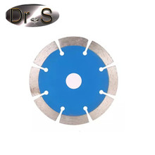 114mm diameter sharp diamond saw blades/dry cutting discs for stone cutting