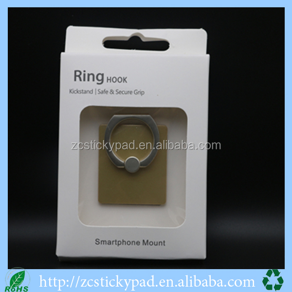 ABS material no charger Finger ring mobile phone stents